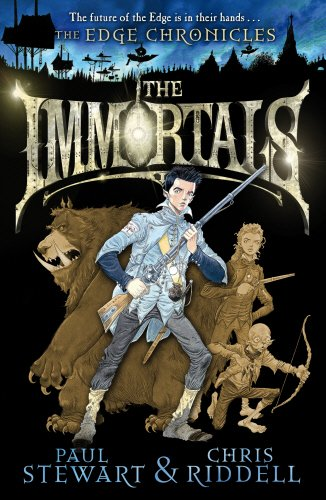 9780552551281: The Edge Chronicles 10: The Immortals: The Book of Nate