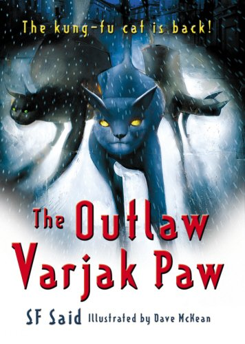 9780552551564: The Outlaw Varjak Paw