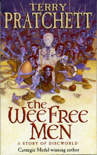 9780552551861: The Wee Free Men: A Story of Discworld