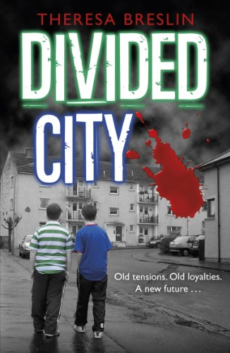 9780552551885: Divided City