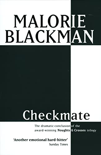9780552551946: Checkmate: Book 3 (Noughts And Crosses)