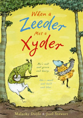 9780552552134: When a Zeeder Met a Xyder