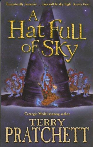 9780552552646: A Hat Full of Sky
