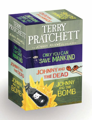 9780552553827: The Johnny Maxwell Slipcase: Includes Only You Can Save Mankind, Johnny & the Dead, Johnny & the Bomb (The Johnny Maxwell Trilogy)