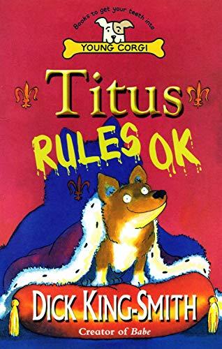 9780552553964: Titus Rules OK