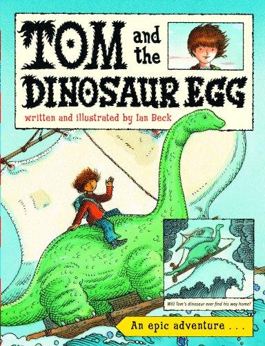 9780552554145: Tom and the Dinosaur Egg