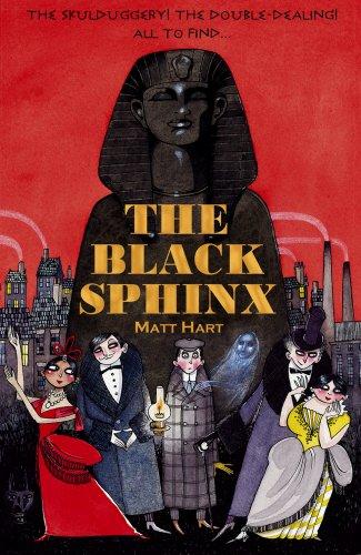 The Black Sphinx Hart Matt