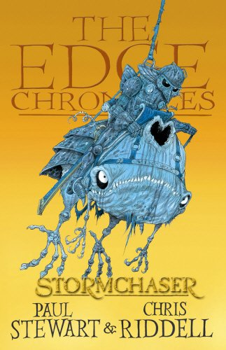 9780552554237: The Edge Chronicles 5: Stormchaser: Second Book of Twig