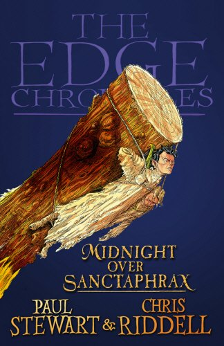 9780552554244: The Edge Chronicles 6: Midnight Over Sanctaphrax: Third Book of Twig