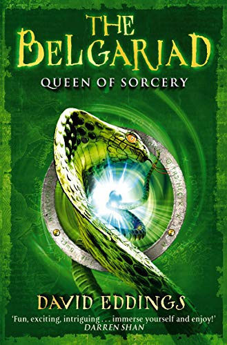 9780552554770: Queen of Sorcery (Belgariad)
