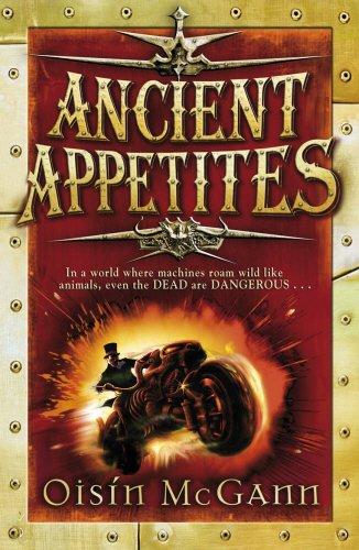 9780552554992: Ancient Appetites
