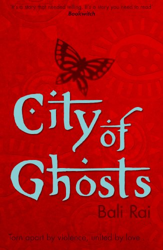 9780552556019: City of Ghosts