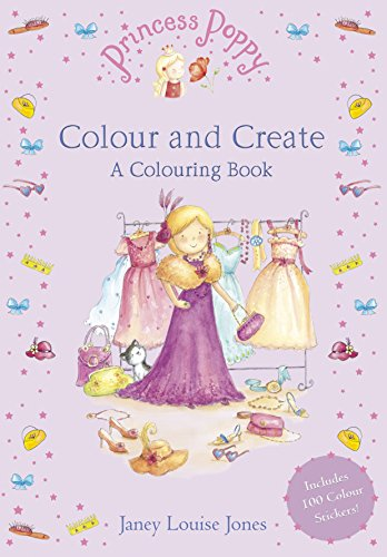 9780552556064: Princess Poppy: Colour and Create: A Colouring Book (Princess Poppy Picture Books)