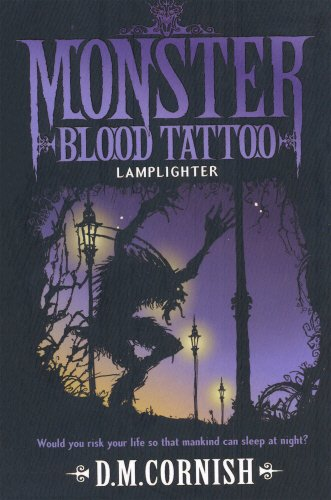 9780552556255: Monster Blood Tattoo: Lamplighter: Book Two