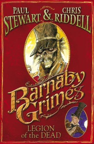 Barnaby Grimes: Legion of the Dead: Paul Stewart