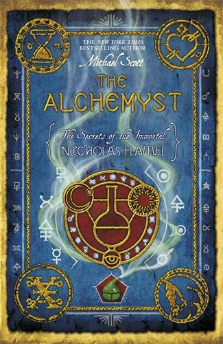 9780552557092: The Alchemyst - The Secrets of The Immortal Nicholas Flamel