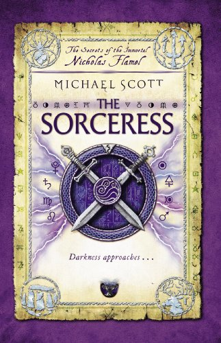 9780552557245: The Sorceress: Book 3 (The Secrets of the Immortal Nicholas Flamel)