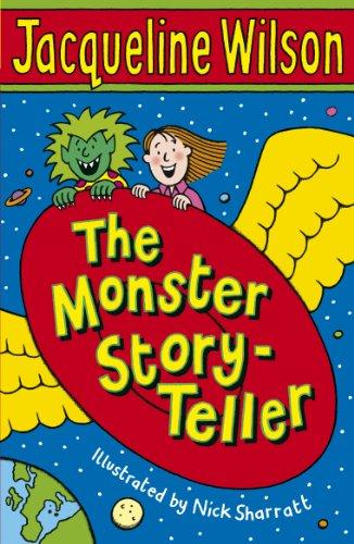 9780552557870: The Monster Story-Teller