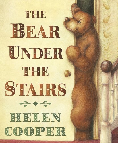 9780552558457: The Bear Under The Stairs