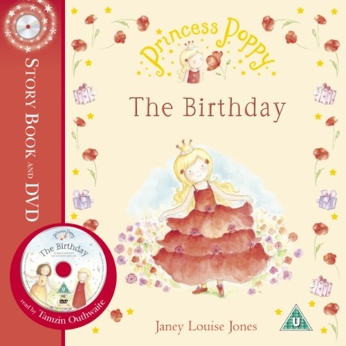9780552558549: Princess Poppy: The Birthday Book and DVD