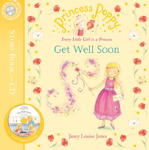 9780552558761: Princess Poppy: Get Well Soon