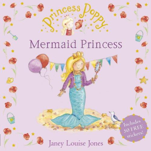 9780552559232: Princess Poppy: Mermaid Princess