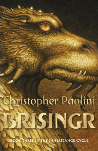 Brisingr: Book Three (Paperback): Christopher Paolini