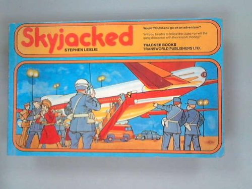 9780552560054: Skyjacked (Tracker Books)