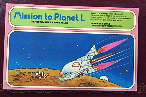 9780552560122: Mission to Planet L (Tracker books)