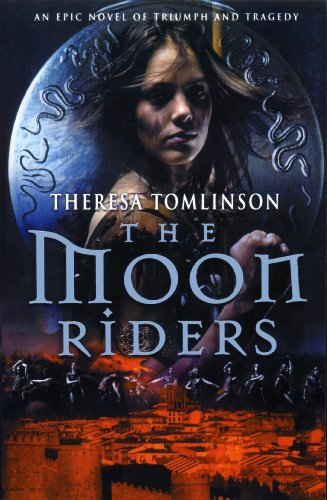 9780552561600: The Moon Riders