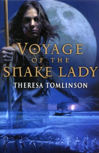 9780552561679: Voyage Of The Snake Lady