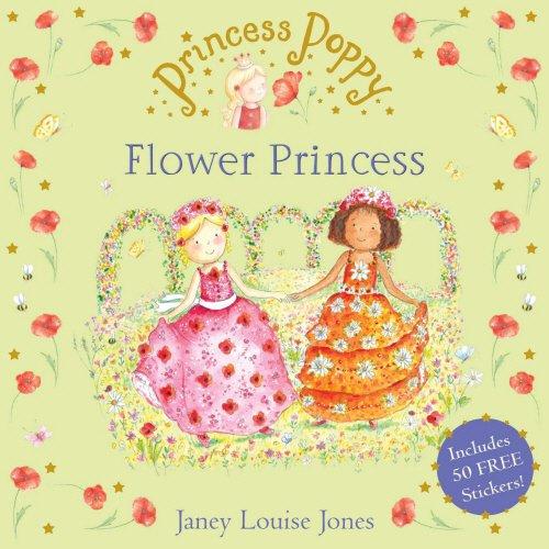 9780552561921: Princess Poppy: The Flower Princess (Princess Poppy Picture Books)