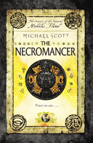 9780552561969: The Necromancer: Book 4 (The Secrets of the Immortal Nicholas Flamel)