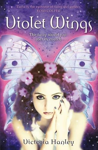 Violet Wings: Victoria Hanley