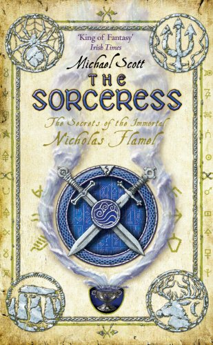 9780552562447: The Sorceress: Book 3 (The Secrets of the Immortal Nicholas Flamel)