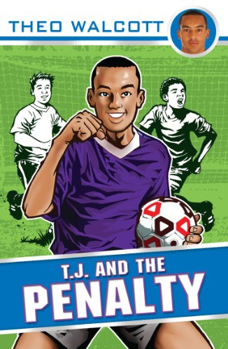9780552562461: T.J. and the Penalty (T.J. (Theo Walcott))