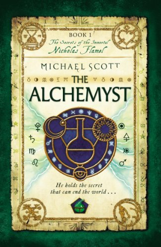 9780552562522: The Alchemyst