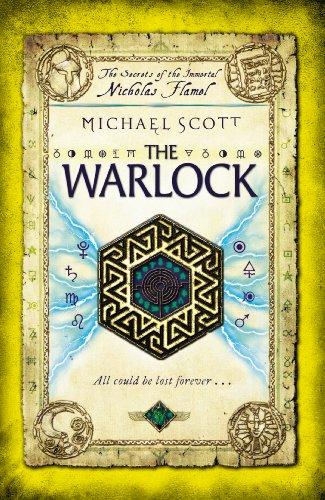 9780552562560: Warlock (The Secrets of the Immortal Nicholas Flamel)