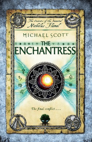 9780552562577: The Enchantress: Book 6 (The Secrets of the Immortal Nicholas Flamel)