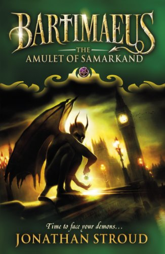 9780552562799: The Amulet Of Samarkand (The Bartimaeus Sequence)