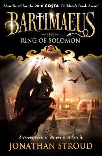 9780552562942: The Ring of Solomon (The Bartimaeus Sequence)