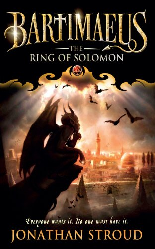 9780552562959: The Ring of Solomon