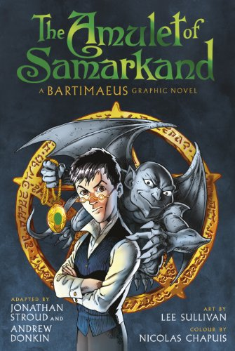 9780552563703: The Amulet of Samarkand Graphic Novel (The Bartimaeus Sequence)