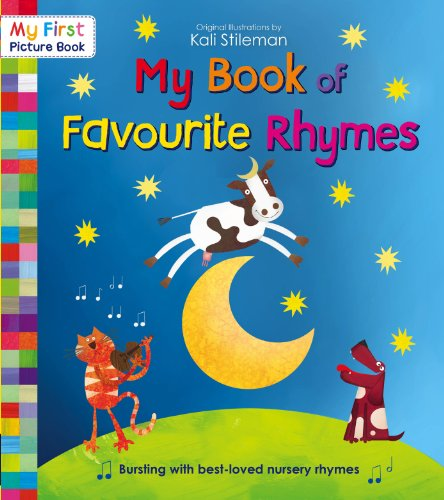 9780552564007: My Book of Favourite Rhymes (My First Picture Book)