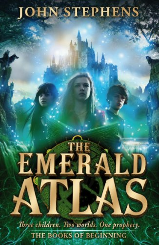 9780552564021: The Emerald Atlas:The Books of Beginning 1
