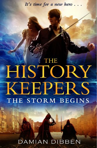 9780552564137: The History Keepers: The Storm Begins