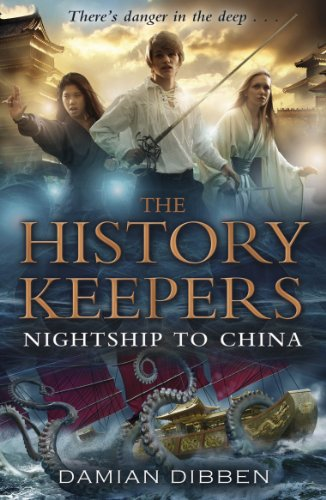 9780552564304: The History Keepers: Nightship to China (History Keepers 3)
