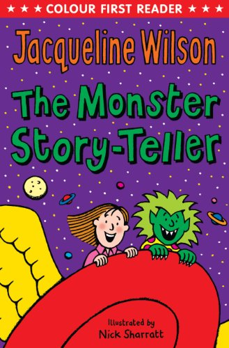 9780552564816: The Monster Story-Teller (Colour First Reader)