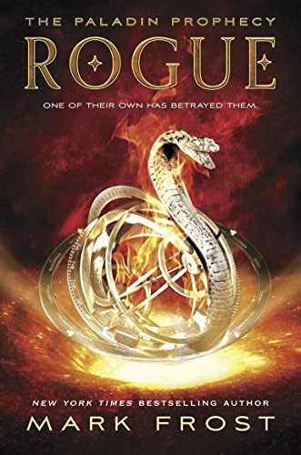 9780552565349: The Paladin Prophecy: Rogue: Book Three