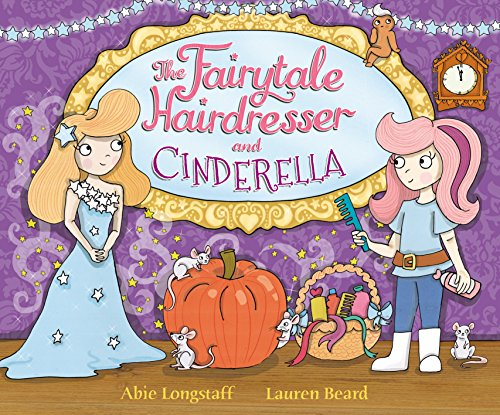 9780552565356: The Fairytale Hairdresser and Cinderella